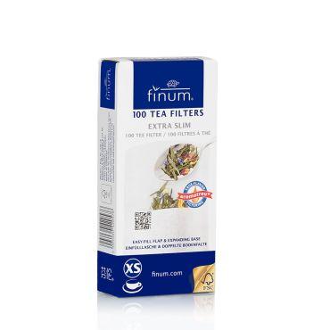 Фильтры для чая FINUM XS, 100 шт.