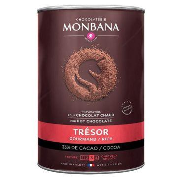 Karstā šokolāde Tresor Chocolate